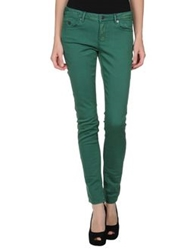 Maison Scotch Denim Pants Deep Jade