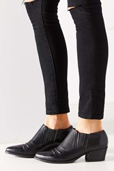 Vagabond Mandy Western Ankle Boot Black