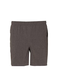 The Upside Trainer Performance Shorts Grey