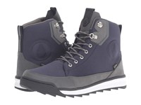 Volcom Roughington Gtx Boot Midnight Blue Men's Lace Up Boots