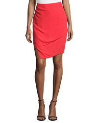 J Brand Ready To Wear Asymmetric Layered Skirt Masai
