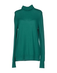 Equipment Femme Turtlenecks Green