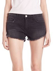 Current Elliott Distressed Jean Shorts Townhouse