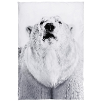 Polar Bear Duvet Cover Sengelinned Sovevaerelse Shop