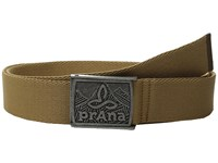 Prana Union Belt Desert Khaki Women's Belts
