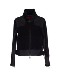 M.Grifoni Denim Coats And Jackets Jackets Women Black