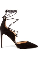 Sam Edelman Helaine Suede Pumps Black