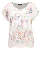 More And More Blouse Offwhite Multi