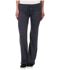 Alternative Apparel Eco Heather Long Pant Eco True Navy Women's Casual Pants