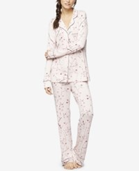 A Pea In The Pod Maternity Pajama Set Floral
