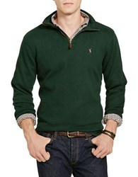 Polo Ralph Lauren Jacquard French Rib Pullover Green