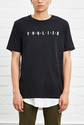 Forever 21 Foolish Graphic Tee