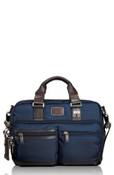 Men's Tumi 'Alpha Bravo Anderson' Commuter Briefcase Blue Navy