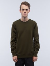 Reigning Champ Mid Weight Terry Side Zip Sweatshirt