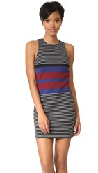 Amanda Uprichard Bennet Dress Brewster Stripe