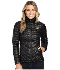 The North Face Thermoball Full Zip Jacket Tnf Black Rose Dawn Women's Coat
