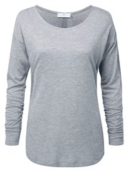 Henri Lloyd Colleen Ls Tee Grey