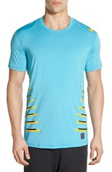 Men's Nike Cool Speed Vent Fitted Training T Shirt