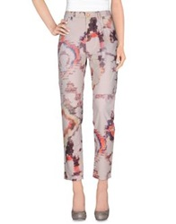 Etoile Isabel Marant Casual Pants Light Pink