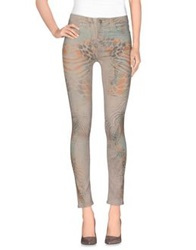 Guess By Marciano Marciano Denim Pants Beige