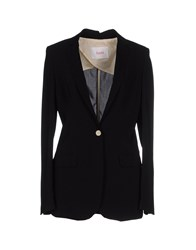 Jucca Suits And Jackets Blazers Women Black