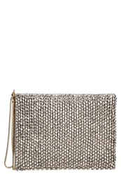 Reiss Cindy Clutch Silver