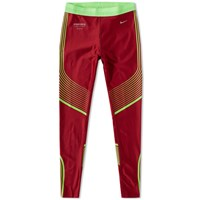 Nike X Undercover Gyakusou W Dry Power Speed Tights Red