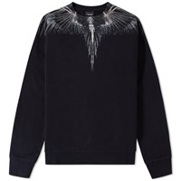 Marcelo Burlon Antofalla Crew Sweat Black