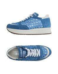 D'acquasparta Footwear Low Tops And Trainers Women Pastel Blue