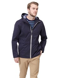 Joules Salterton Zip Up Jacket Navy