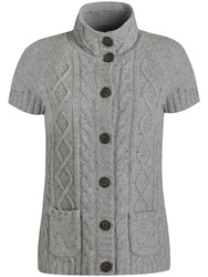 Seasalt Highmore Cardigan Pewter