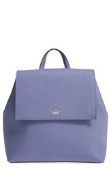 Kate Spade New York 'Cameron Street Neema' Leather Backpack Blue Oyster Blue