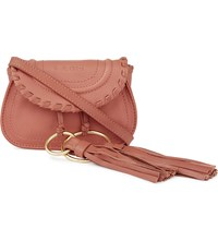 See By Chloe Polly Leather Belt Bag Pink Blush
