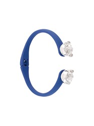 Nicopanda 'Panda Kiss' Bangle Blue