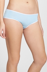Felina 'Sublime' Boyshorts 3 For 30 Crystal Blue