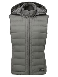 Henri Lloyd Rayne Lightweight Down Gilet Grey