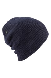 Coal Women's 'The Scotty' Slouchy Beanie Blue Heather Navy