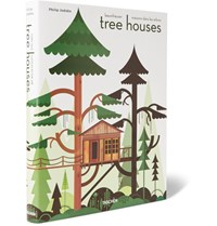 Taschen Tree Houses. Fairy Tale Castles In The Air Hardcover Book Green
