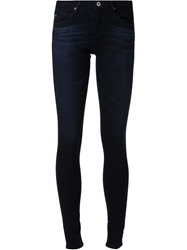 Adriano Goldschmied 'Absolute' Legging Skinny Jeans Blue