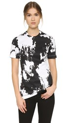 Josh Goot Fitted Tee Bleach Black