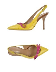 Dsquared2 Pumps Acid Green
