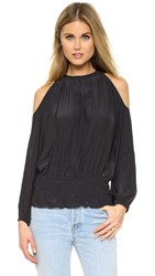 Ramy Brook Lauren Top Black