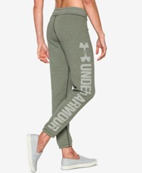 Under Armour Favorite Fleece Sweatpants Downtown Green