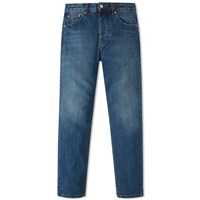 Ami Alexandre Mattiussi 5 Pocket Fit Jean Blue