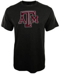 Vf Licensed Sports Group Men's Short Sleeve Texas A And M Aggies T Shirt Charcoal