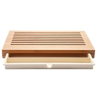 Alessi Crumb Catcher Bread Board