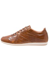 Redskins Witig Trainers Cognac Chataigne