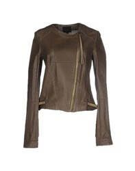 Hotel Particulier Coats And Jackets Jackets Women Khaki