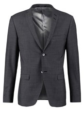 Tiger Of Sweden Jil Suit Jacket Black Dark Gray