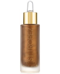 St. Tropez Self Tan Luxe Facial Oil 30 Ml No Color